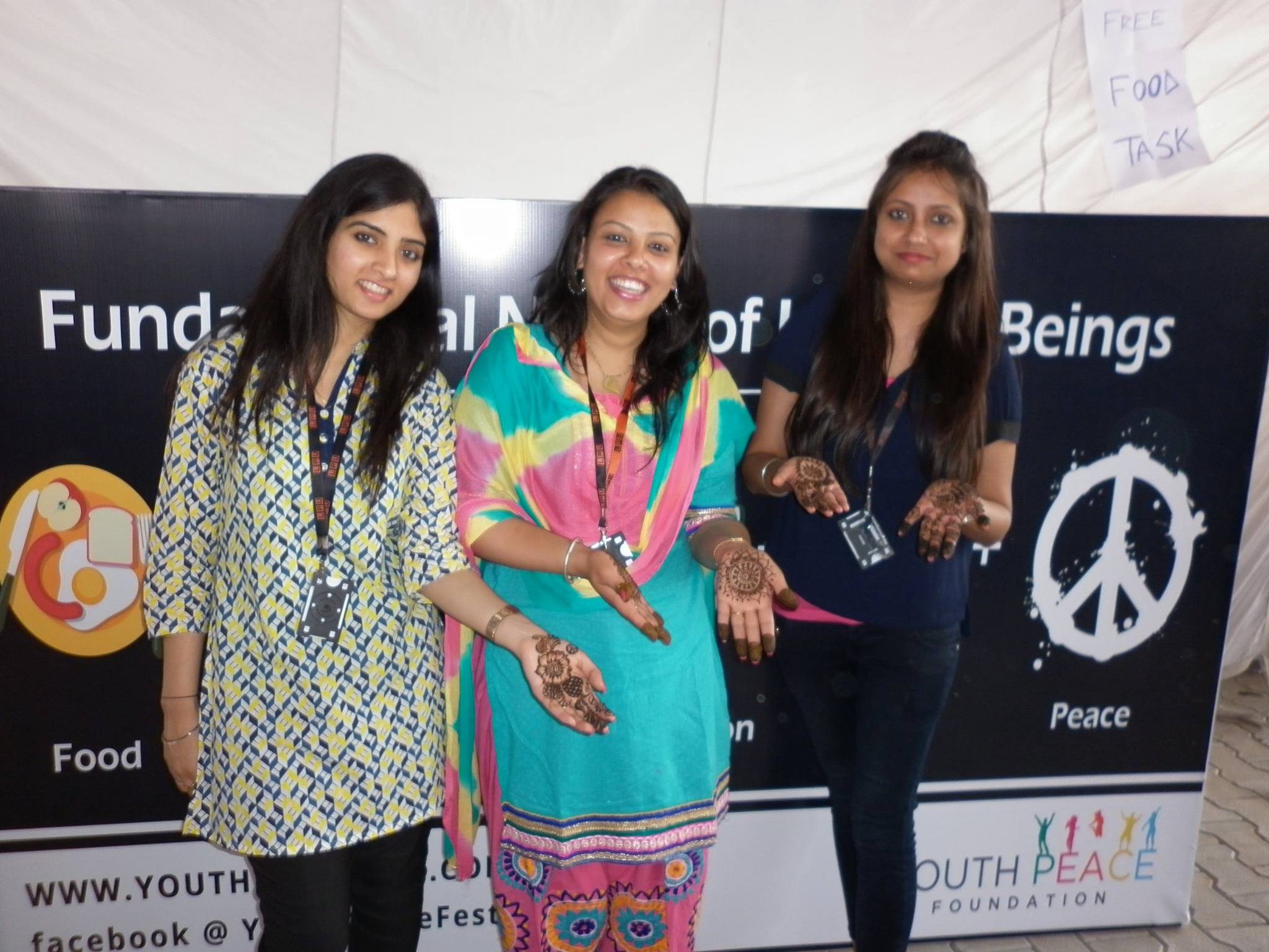 YPF'S UNIQUE PEACE INITIATIVE AT LPU