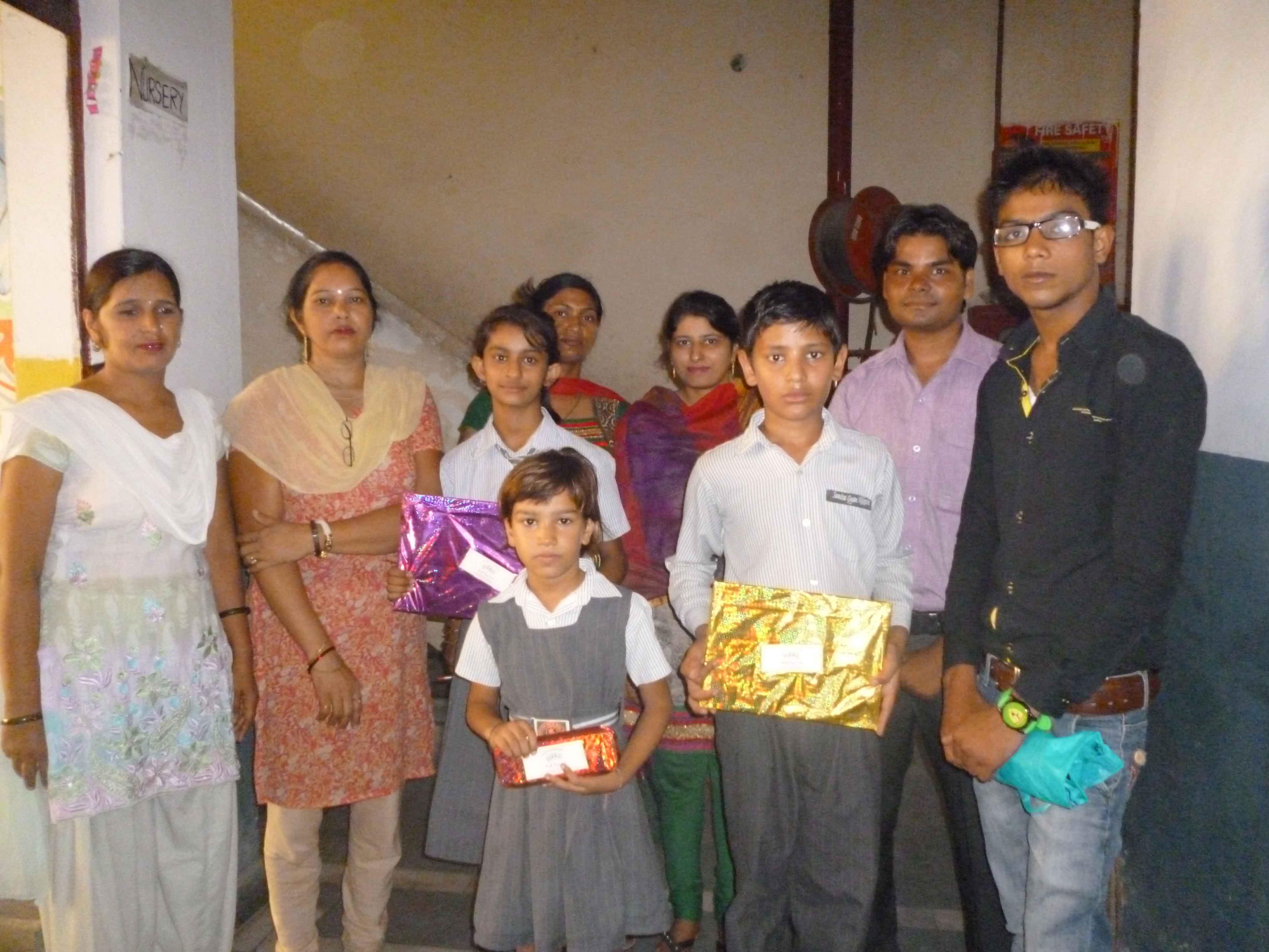 Sunita Gyan Niketan Public School, Chhwala, New Delhi