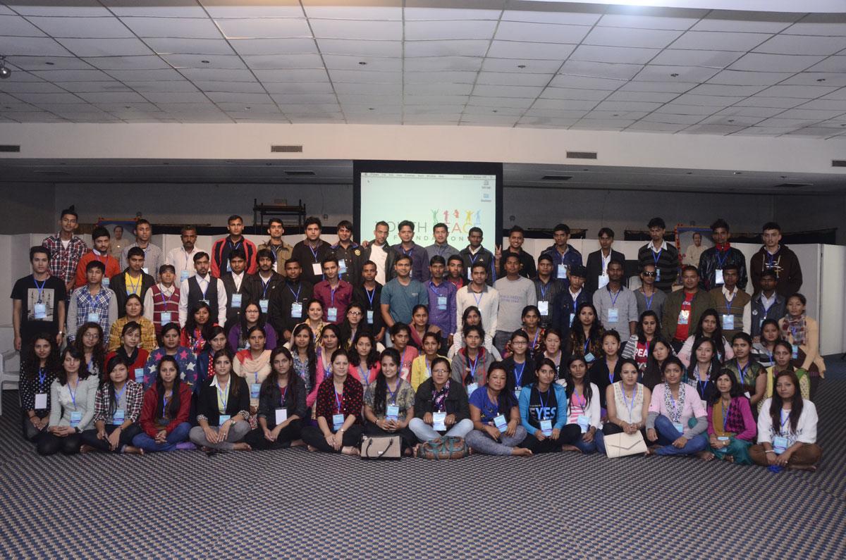 Launching YPF Nepal (1)