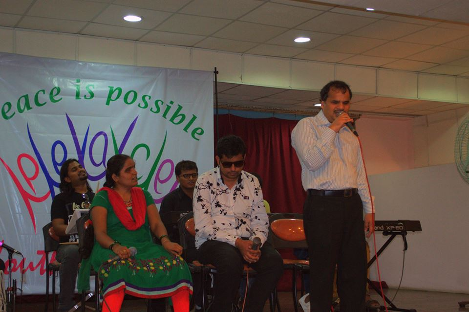 Music for Peace at National Association for the Blind (1)