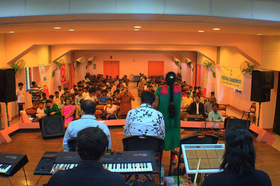 Music for Peace at National Association for the Blind (2)