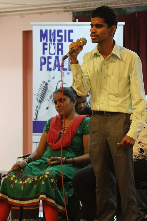 Music for Peace at National Association for the Blind (4)