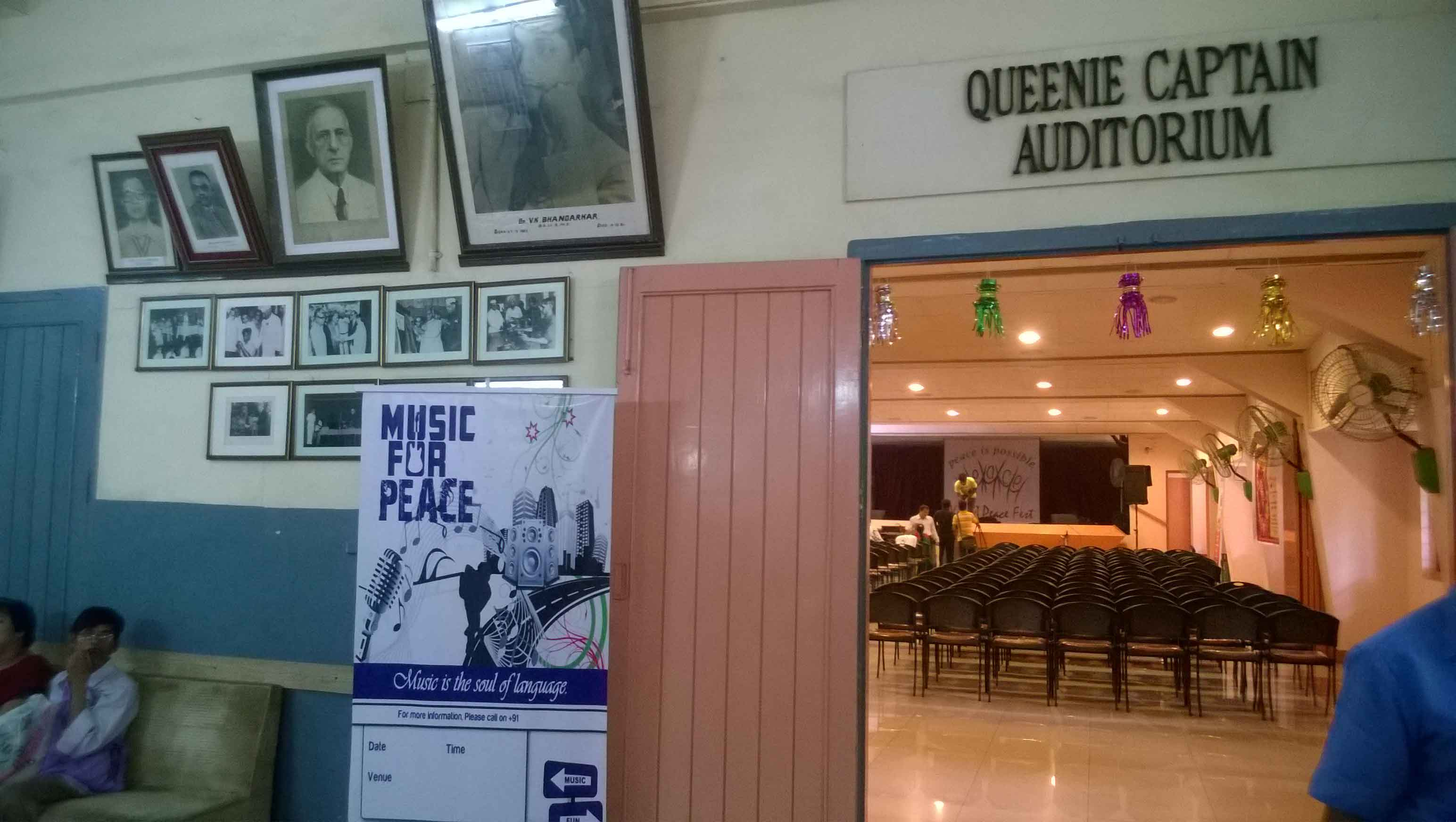 Music for Peace at National Association for the Blind (7)