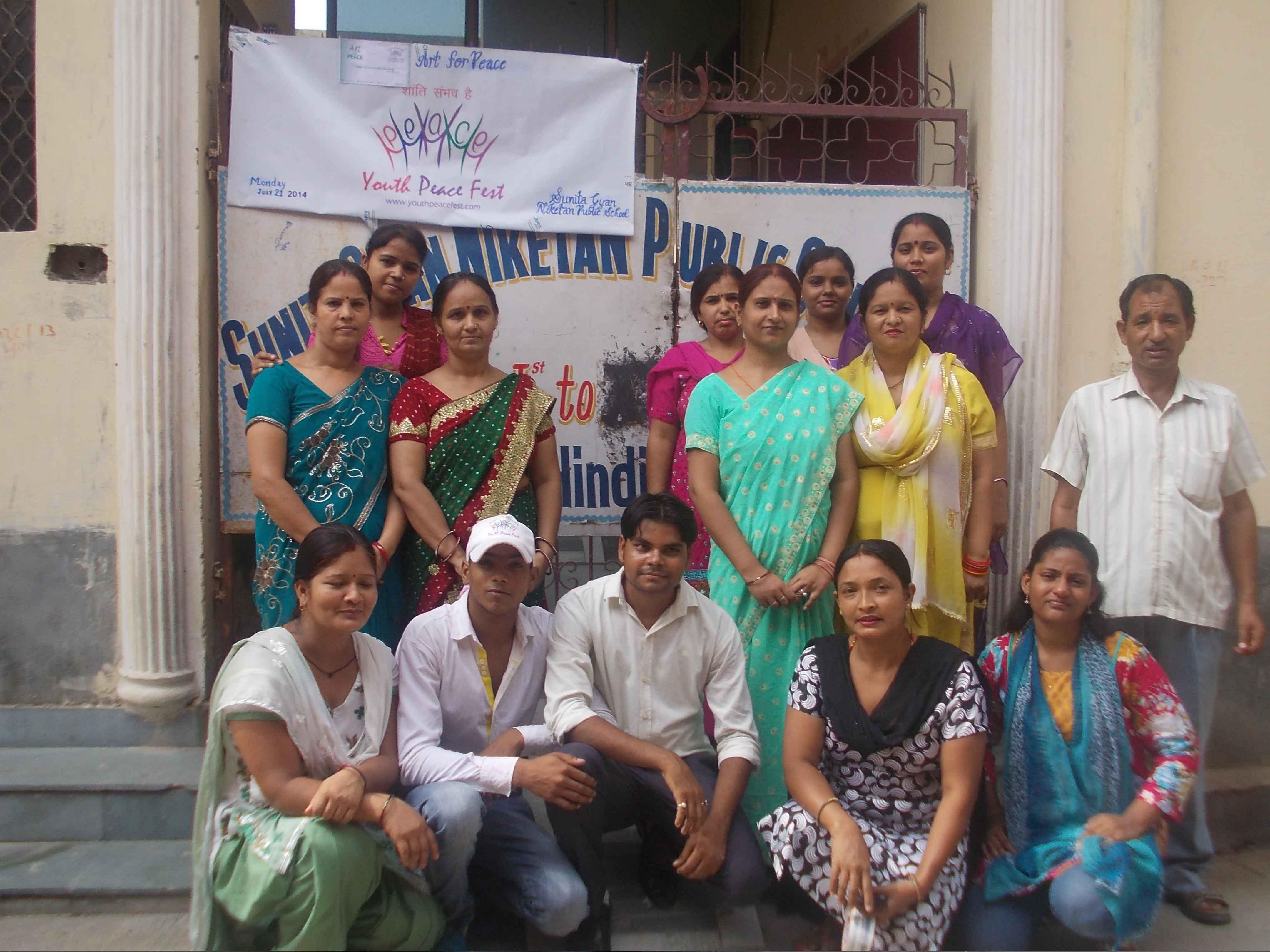 Sunita Gyan Niketan Public School, Roshanpura, New Delhi
