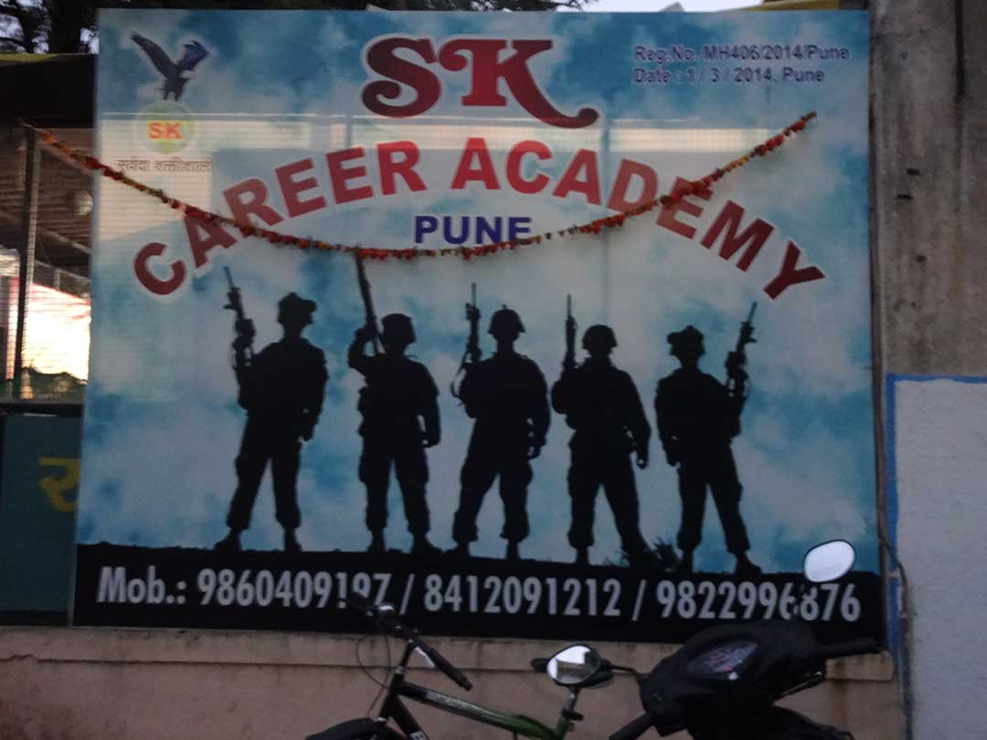 Write for Peace at S.K. Academy, Pune