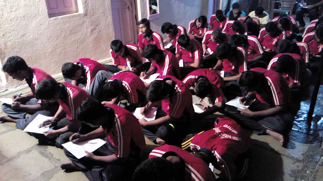 Write for Peace S K Acadmey Pune (3)