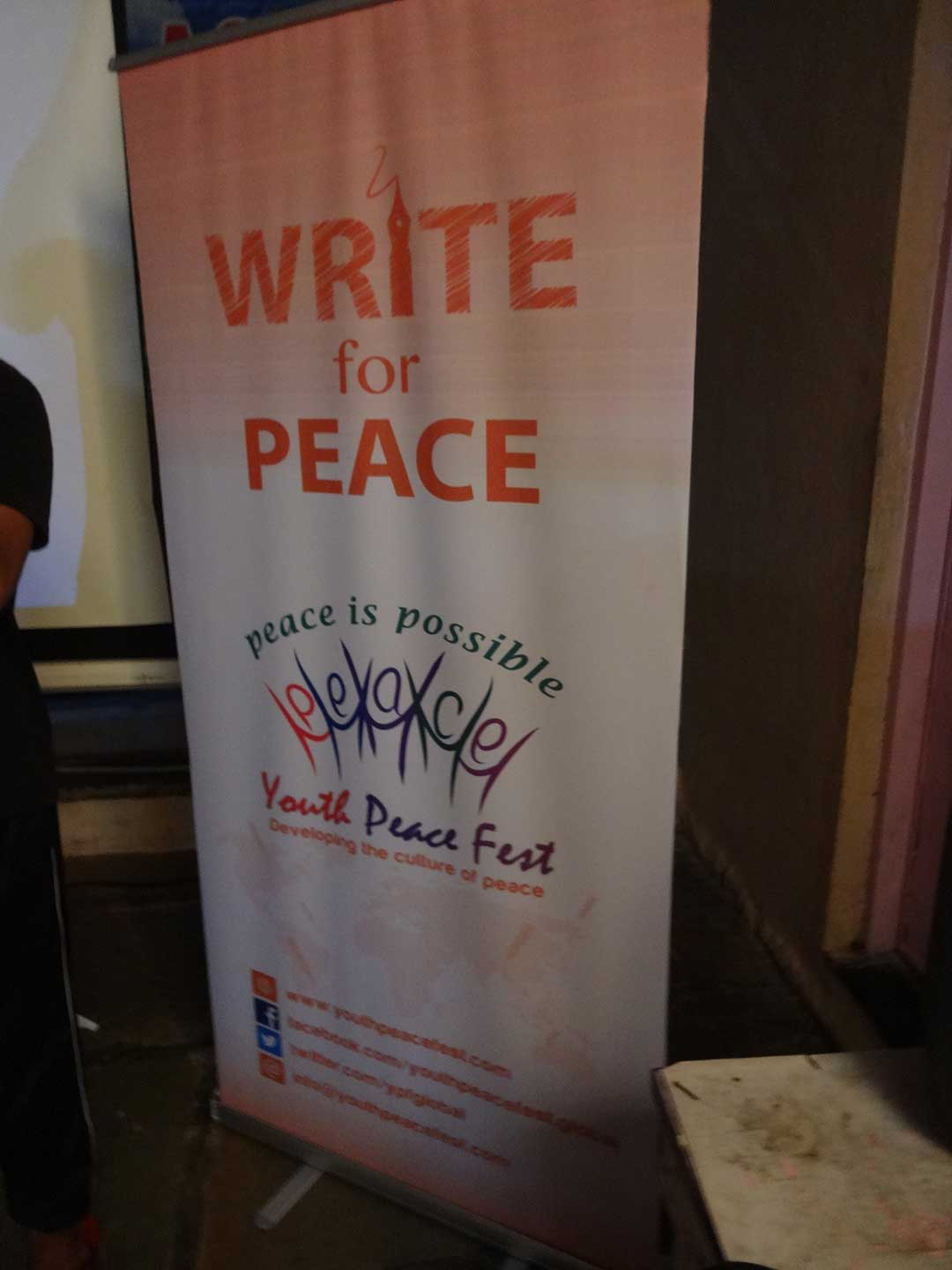 Write for Peace S K Acadmey Pune (5)