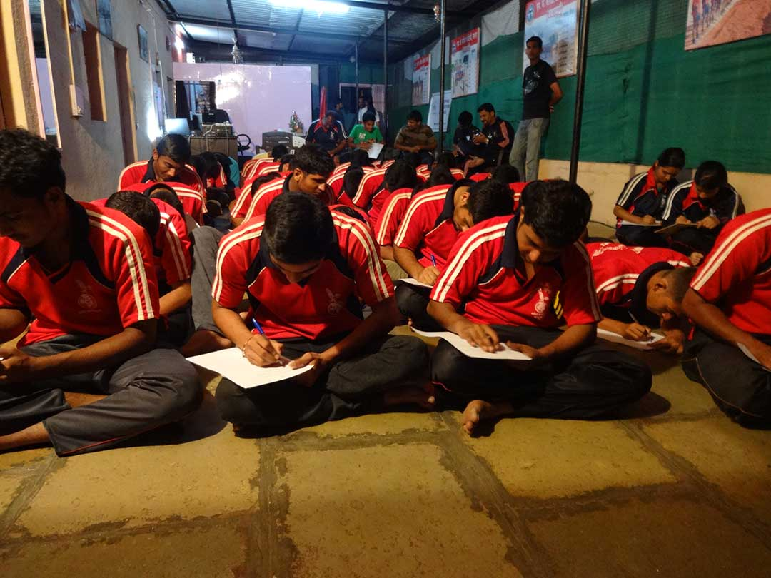 Write for Peace S K Acadmey Pune (6)