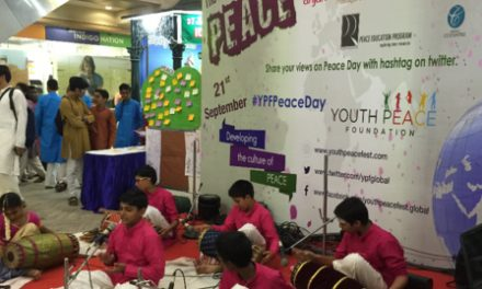 International Peace Day 2015
