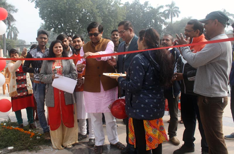 YPF Kanpur Celebrated New Year 2017