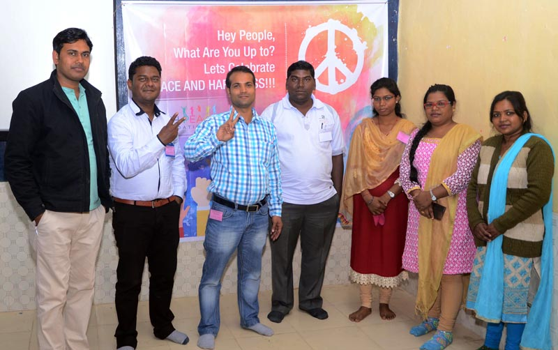 YPF Workshop Organised in Odisha