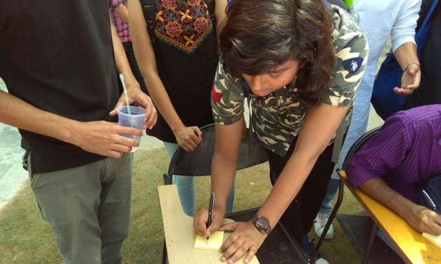 Aarambh – A Step Towards Peace, organized in Galgotias University