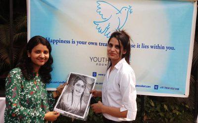 Peace Activities got organized at Sharda University