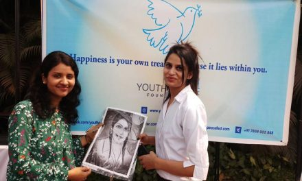 Peace Activities got organized at Sharda University