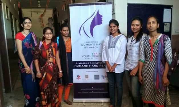 Celebrated Women's Day 2018 at Bandikui and Jaipur.