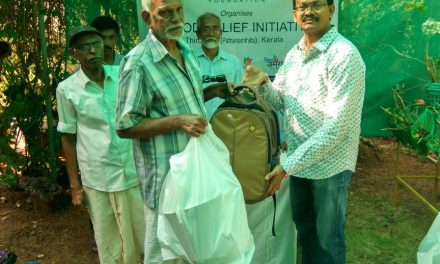 Flood Relief Initiative by YPF