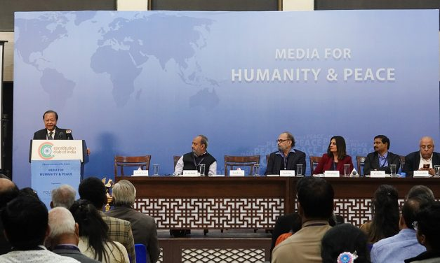 Youth Peace Foundation organized a Panel Session on Media for Humanity and Peace