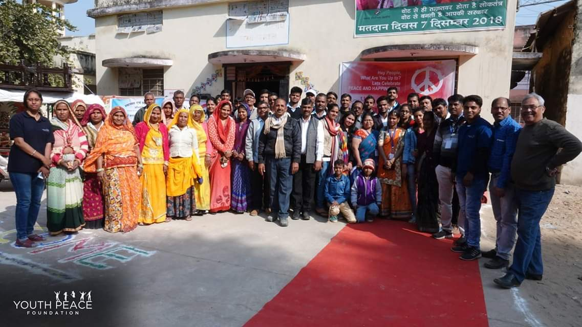Youth Peace Foundation celebrated National Youth Day