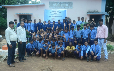 Health & Hygiene Activities  at Bemetra, Chhattisgarh