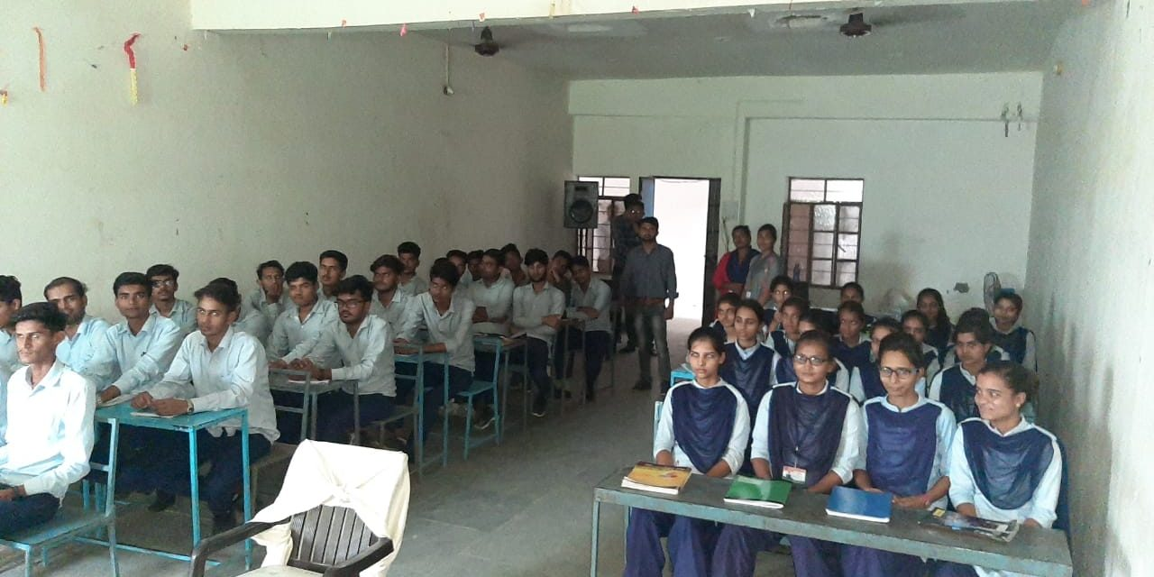 YPF Celebrated International Peace Day at Various Colleges in Beawar