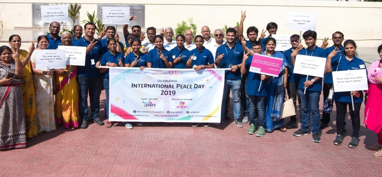 Walk for Peace in Hyderabad