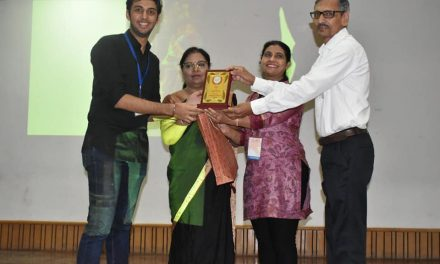 YPF has organised an event in Maharaja Surajmal Institute,Delhi