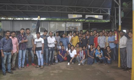 YPF Celebrated World Peace Day at Aerospace and Engineering College, Mumbai