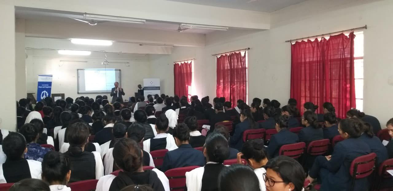Message of Peace organised by YPF at Dehradun