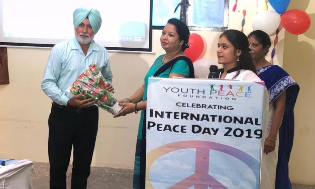 Message of Peace organised by YPF in Haryana