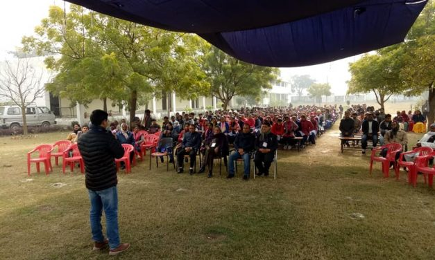 National Youth Day Celebration at Barabanki