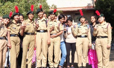 YPF Team Celebrated National Youth Day at Jaipur
