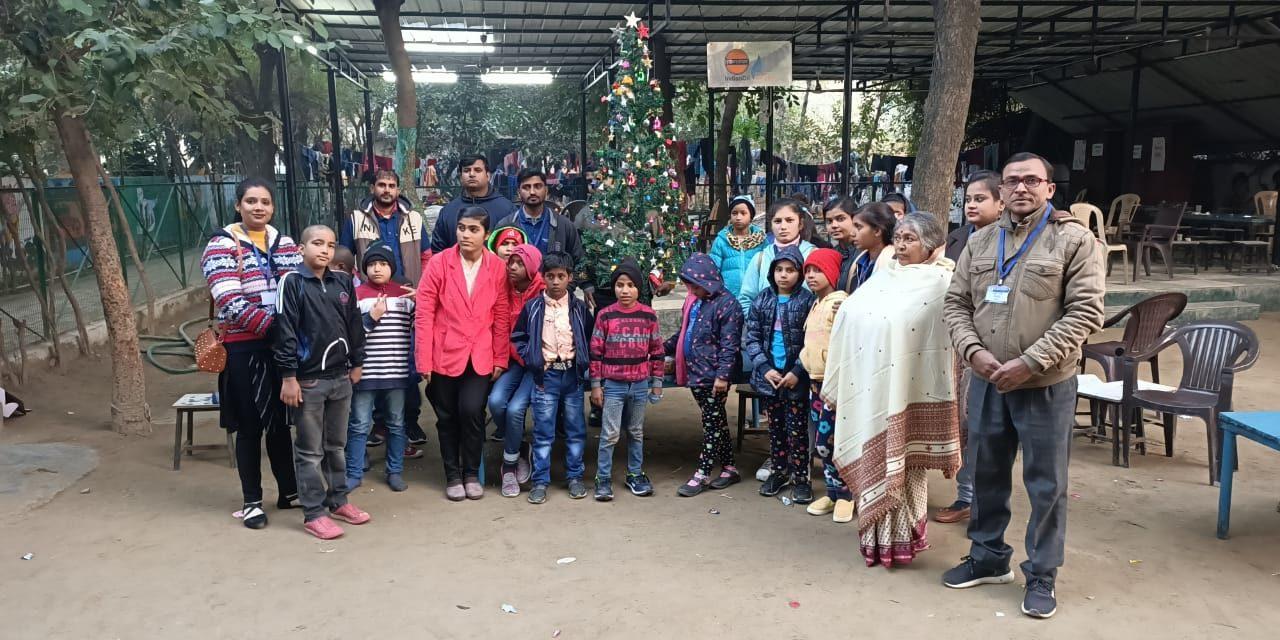 Balkutir Orphanage, Noida