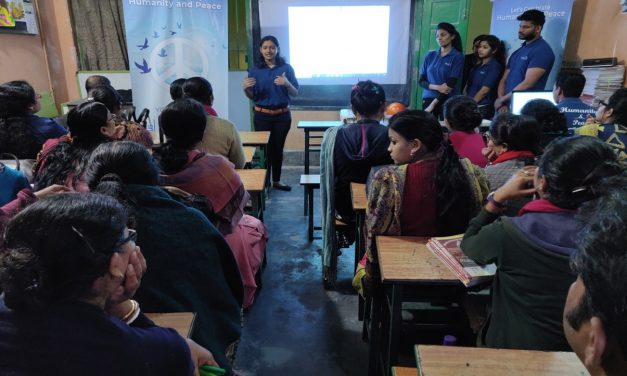 YPF at Bikash Bharti School, Kolkata