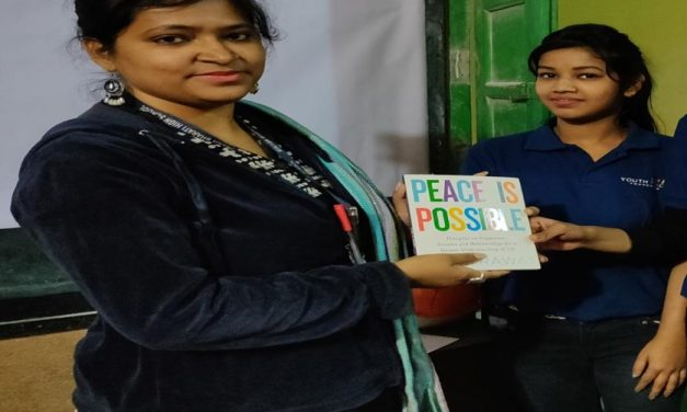 YPF at Bikash Bharti School, Kolkata