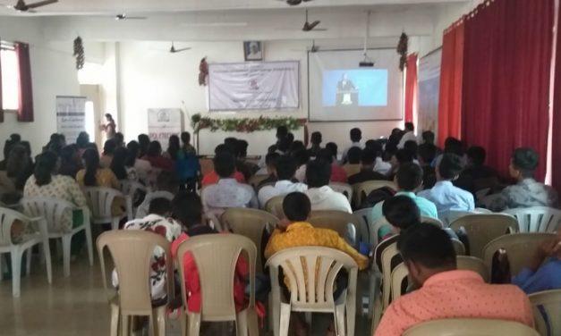 YPF at Rajarambapu Institute of Technology, Pune