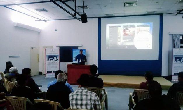 YPF Team Organised Timeless Today Workshop  at New Delhi