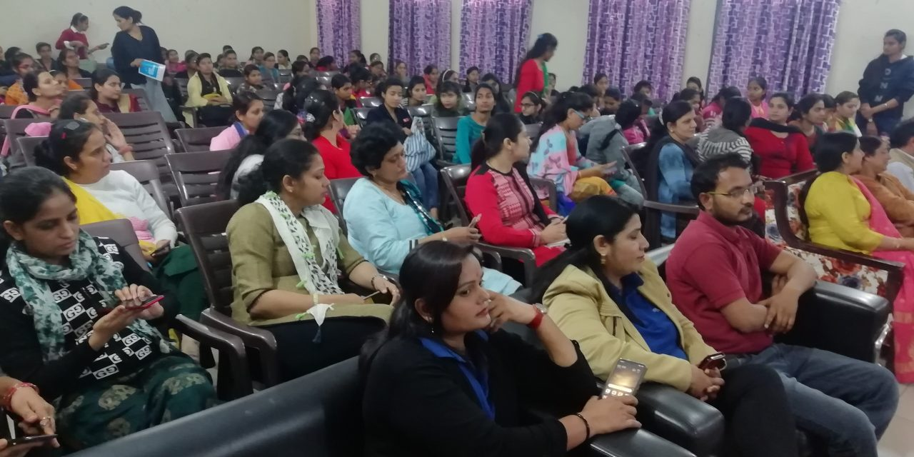 Women's Day Celebration at Vaish Arya Kanya Mahavidyalaya, Bahadurgarh