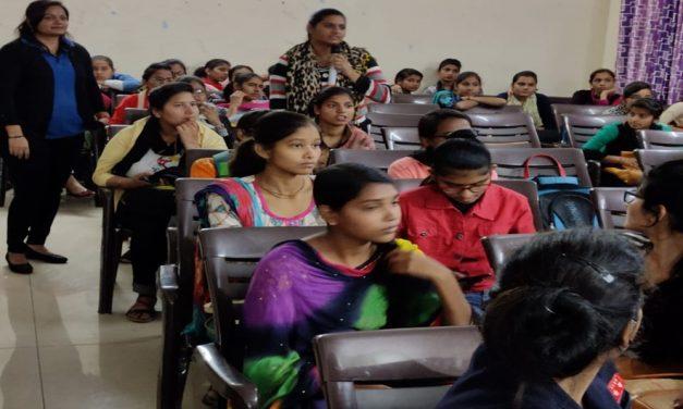 Women's Day Celebration at Vaish Arya Kanya Mahavidyalaya, Bahadurgarh