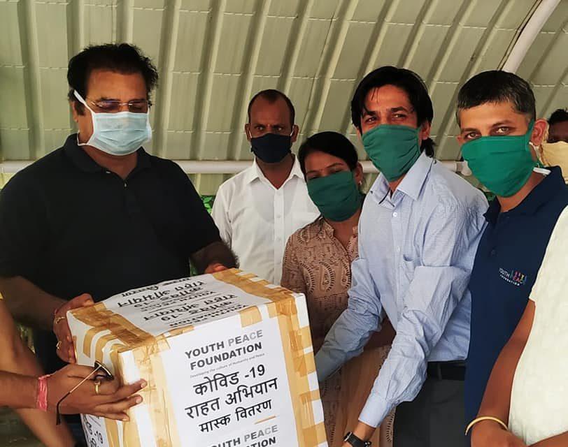 An Initiative by YPF Jaipur Team