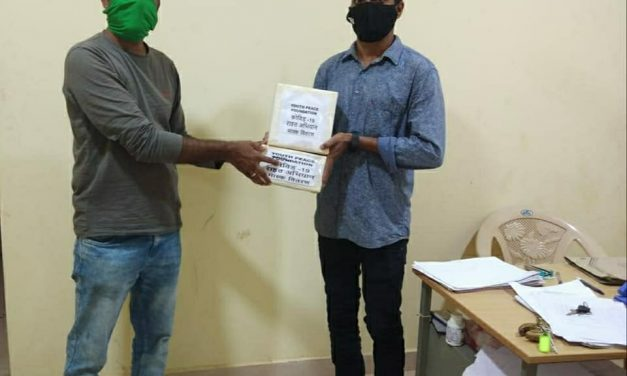 Mask Distribution and COVID-19 Awareness Campaign