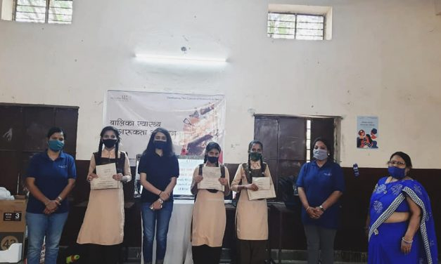Youth Peace Foundation celebrated Female Health Awareness Campaign