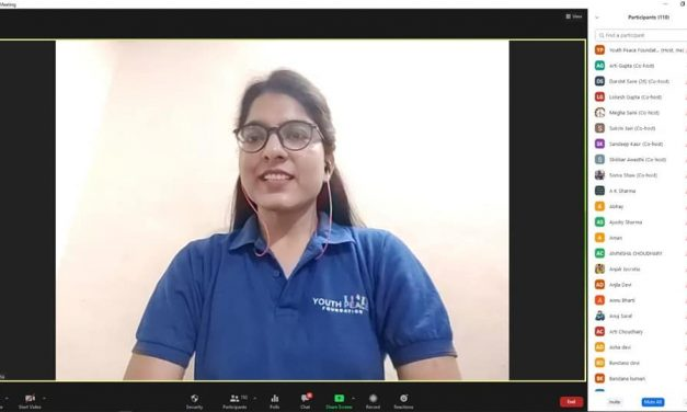 YPF has Conducted three days Virtual event at Lal Bahadur Shastri college.